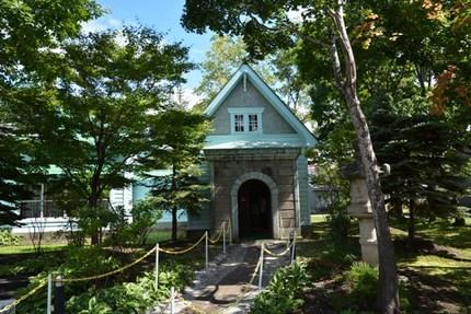 ⑤マッサンとエリーの家.JPG