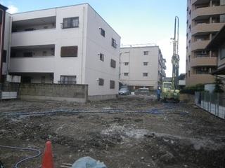 ⑤地盤改良工事150909.JPG