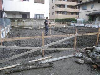 ⑦砕石敷き込み150918.JPG