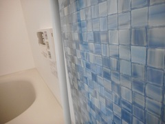 ⑦浴室壁.JPG